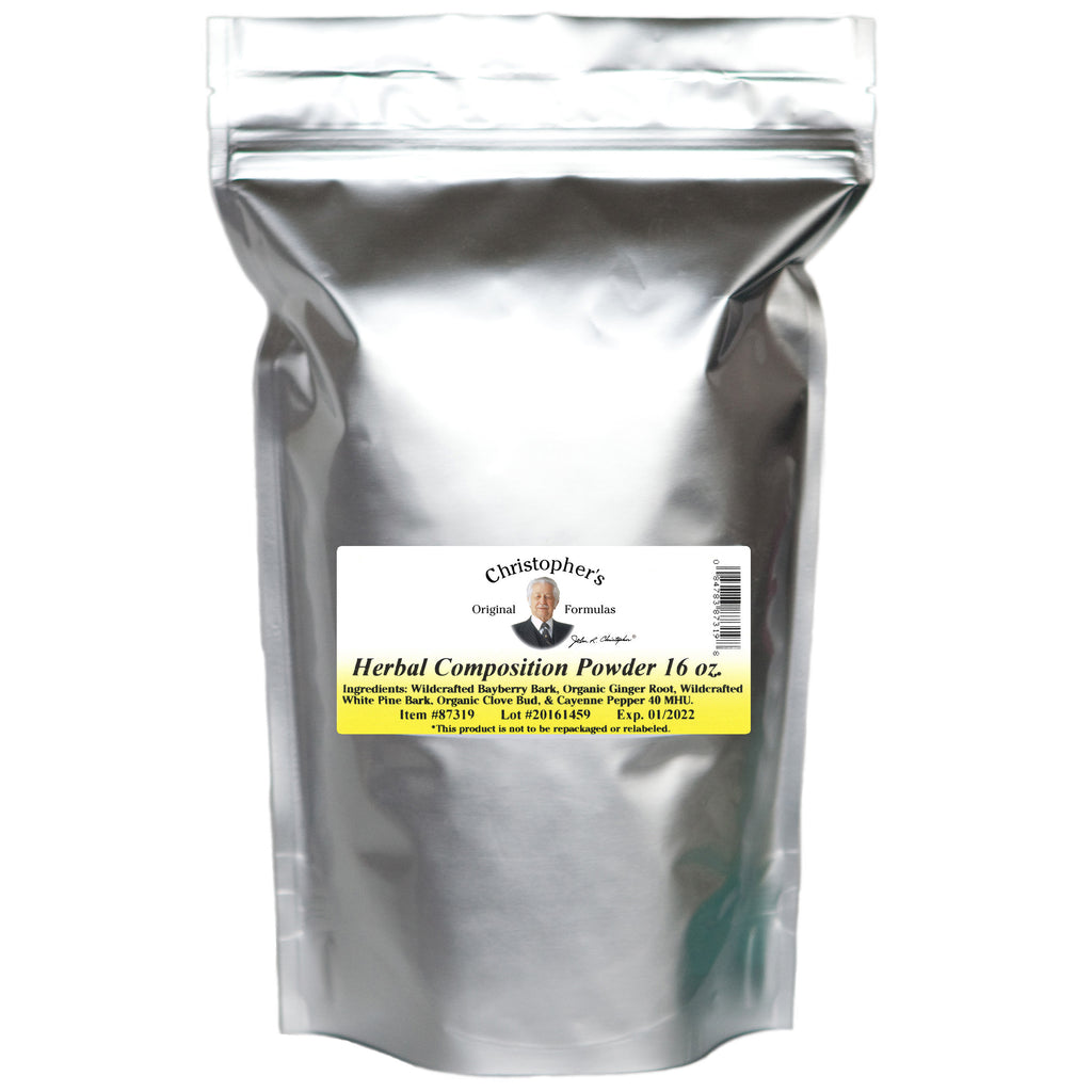 Herbal Composition Powder