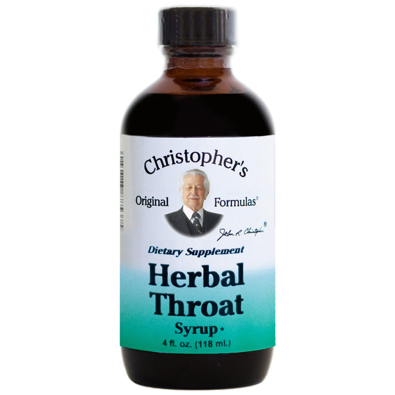 Herbal Throat Syrup