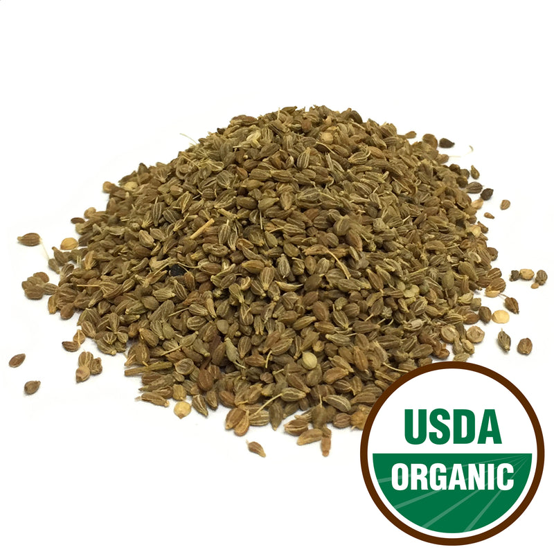 Organic Anise Seed Whole
