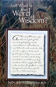 Just what is the Word of Wisdom Book