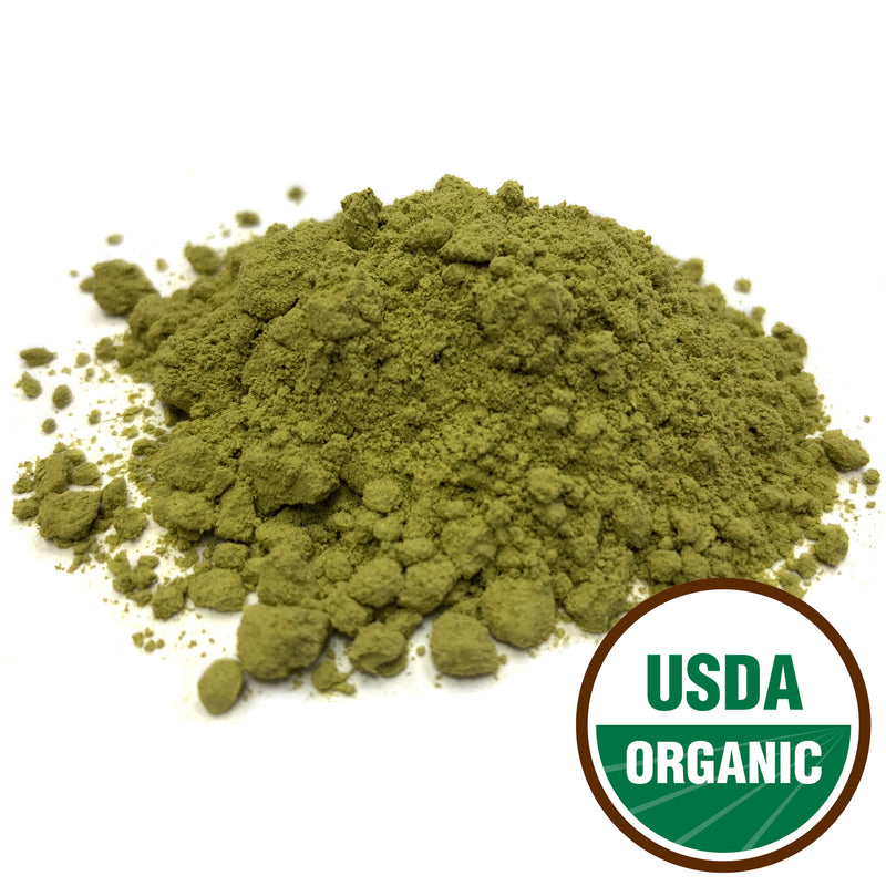 Organic Senna Leaf Powder