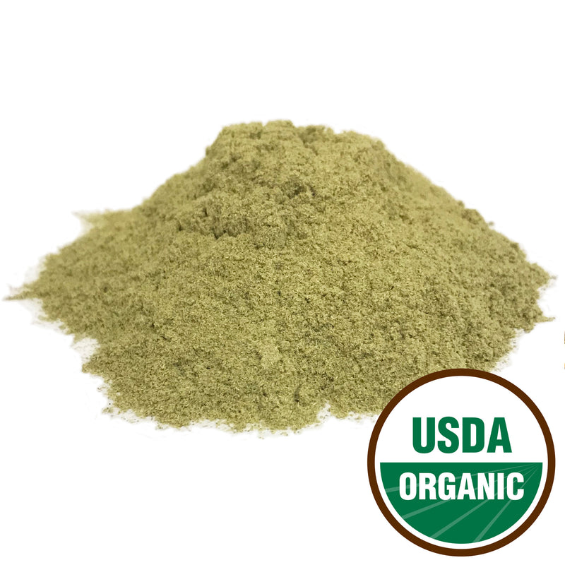 Organic Alfalfa Leaf Powder
