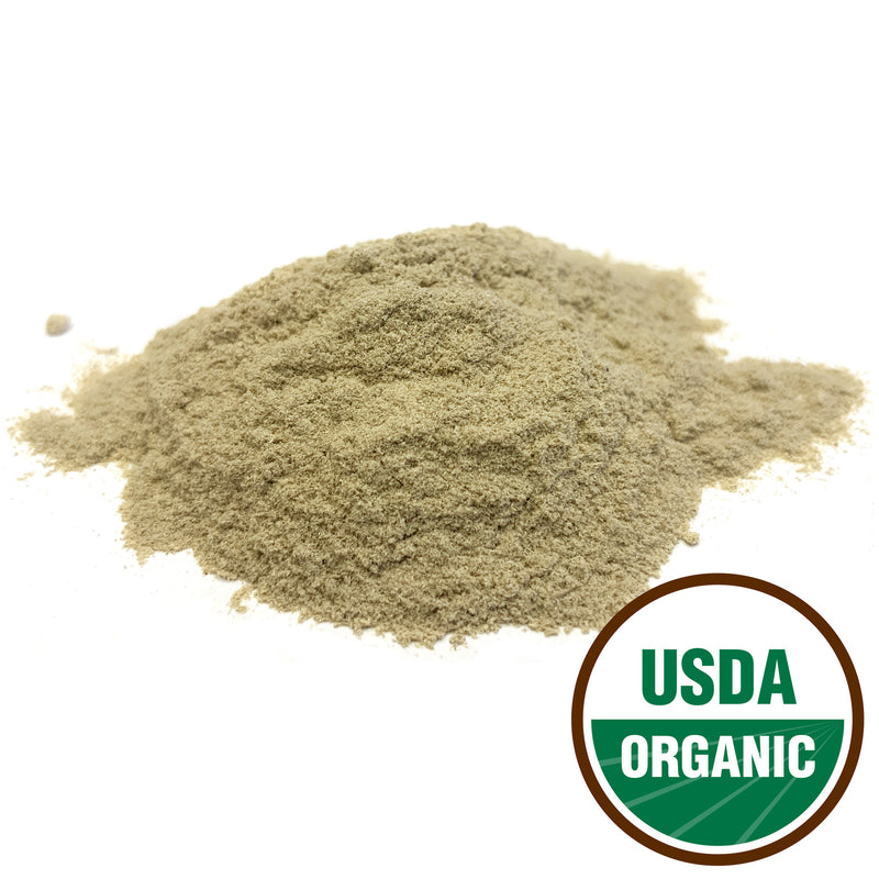 Organic Eleuthero Root Powder