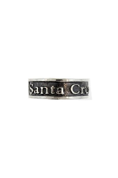 Sterling Silver Santa Cruz Ring