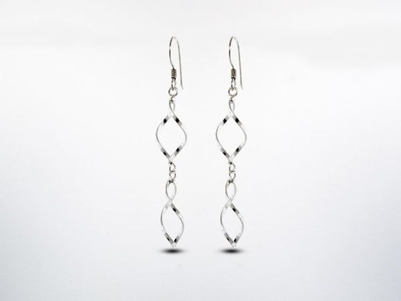 Freestyle Twist Earrings