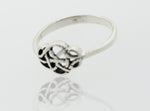 Freestyle Celtic Knot Ring