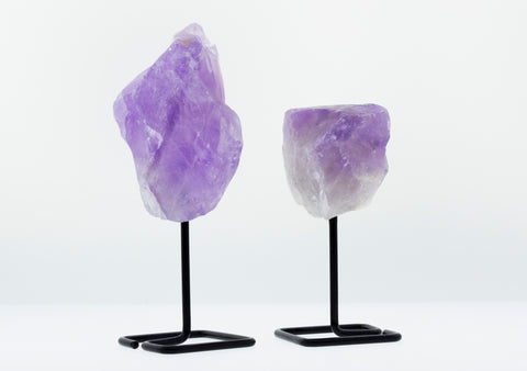 Irregular Shaped Stone With Stand