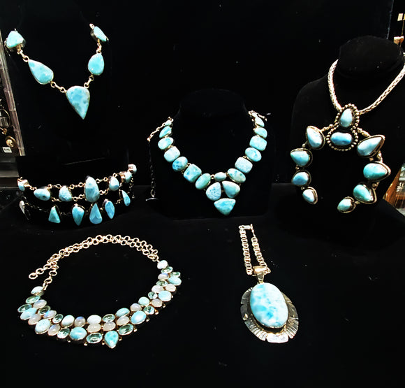 Larimar Collection
