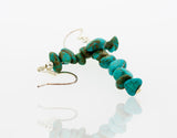 American Made Colorado Turquoise Earrings