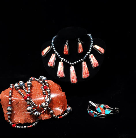 Native American Jewelry Collection