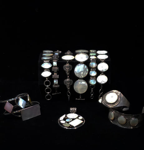 Mother Of Pearl Collection