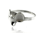 Elephant Calf Ring