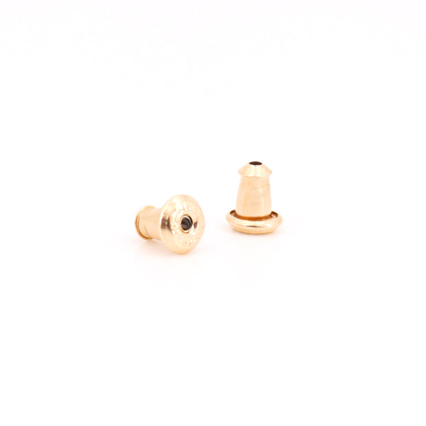 Diamond Mini Bezel Studs