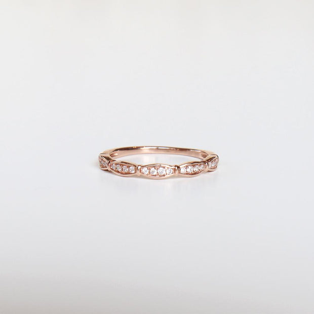 Orion Diamond Rose Band