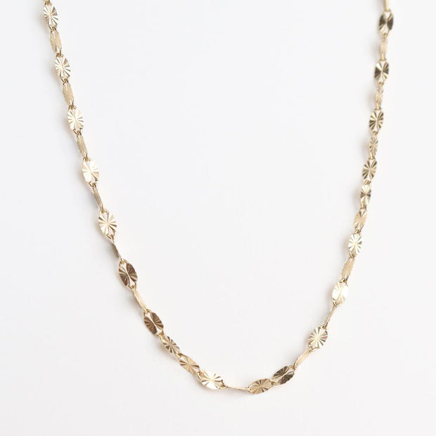 Starcut Gold Chain