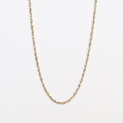 Gold Twist Chain