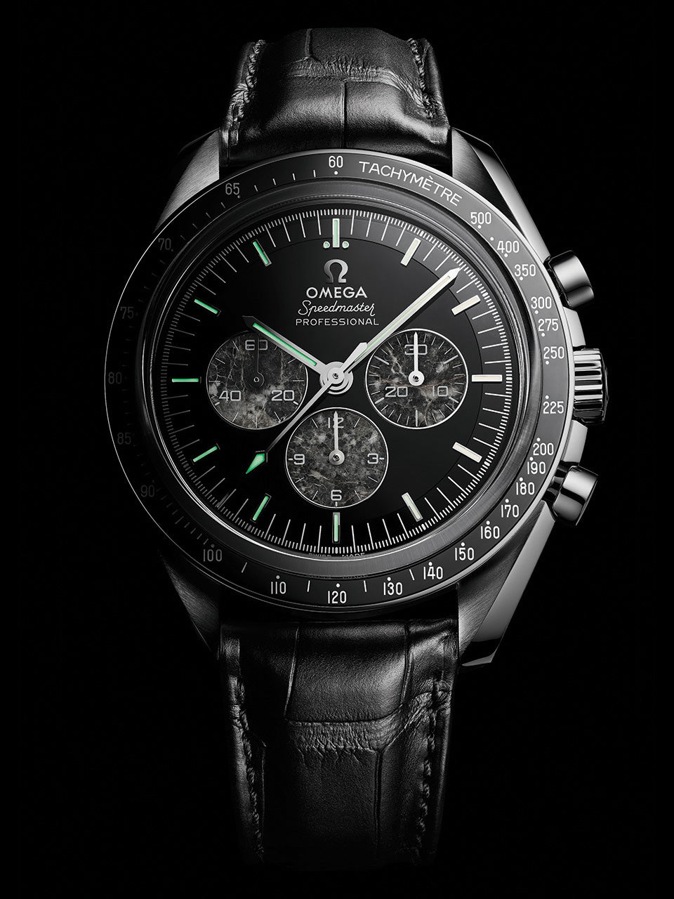 Omega Speedmaster Professional Moonwatch Platinum Caliber 321 311.93.42.30.99.001