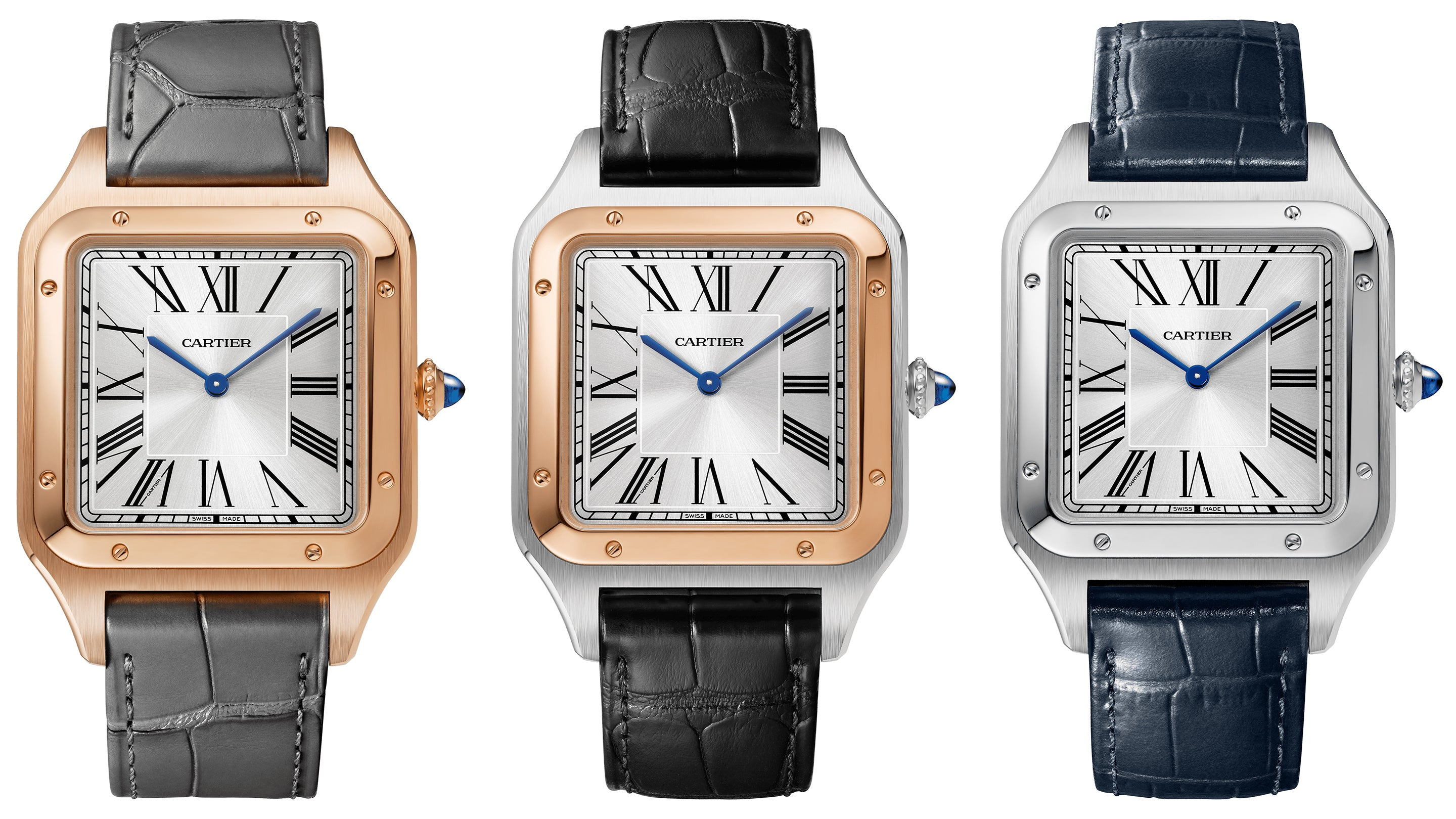 Cartier Santos Dumont XL new models 2020