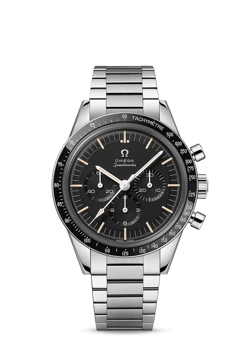 Omega Speedmaster Chronograph 39,7 mm. Calibre 321