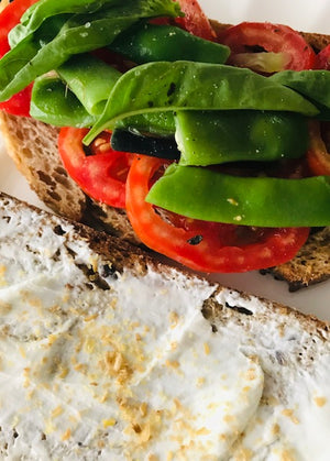 Improving the healthfulness of your garden sandwich