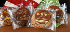 A Special Holiday Offering from Susie's Smart Cookie -- 20% off. Sale ends 12/31.