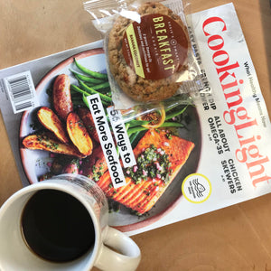 Did you see our Breakfast Cookies in the August issue of Cooking Light?