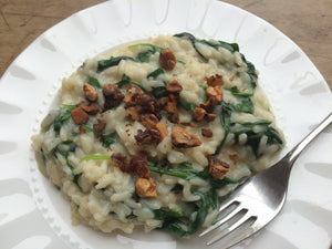 Susie's Omega-3 risotto recipe