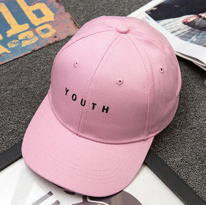 Youth Dad Hat (With/without Three Rings)