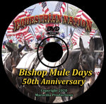 50th Annual Bishop Mule Days Celebration