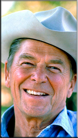 """Sometimes the World Needs a Cowboy"" President Reagan's Love for Horses"
