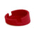 Silicone Tablet Stand for Kitchen / Office (Red/Silicone)