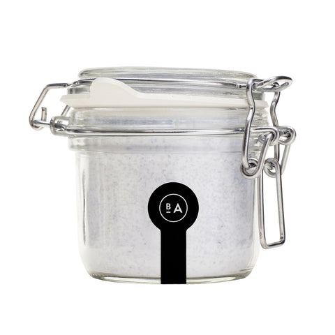 Badeanstalten Bath Salt (in glass jar) - Luna, 300g