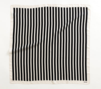 French Stripe, black