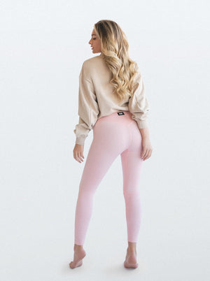 FLEX LEGGING - PEACH