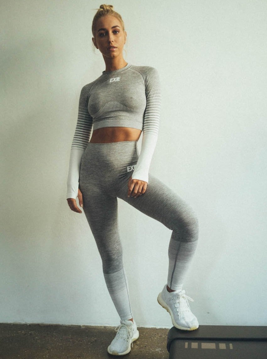 VERTEX LEGGING - STEEL