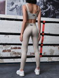 FLEX LEGGING - ECRU