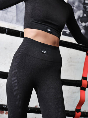 SPEED LEGGING - CHARCOAL