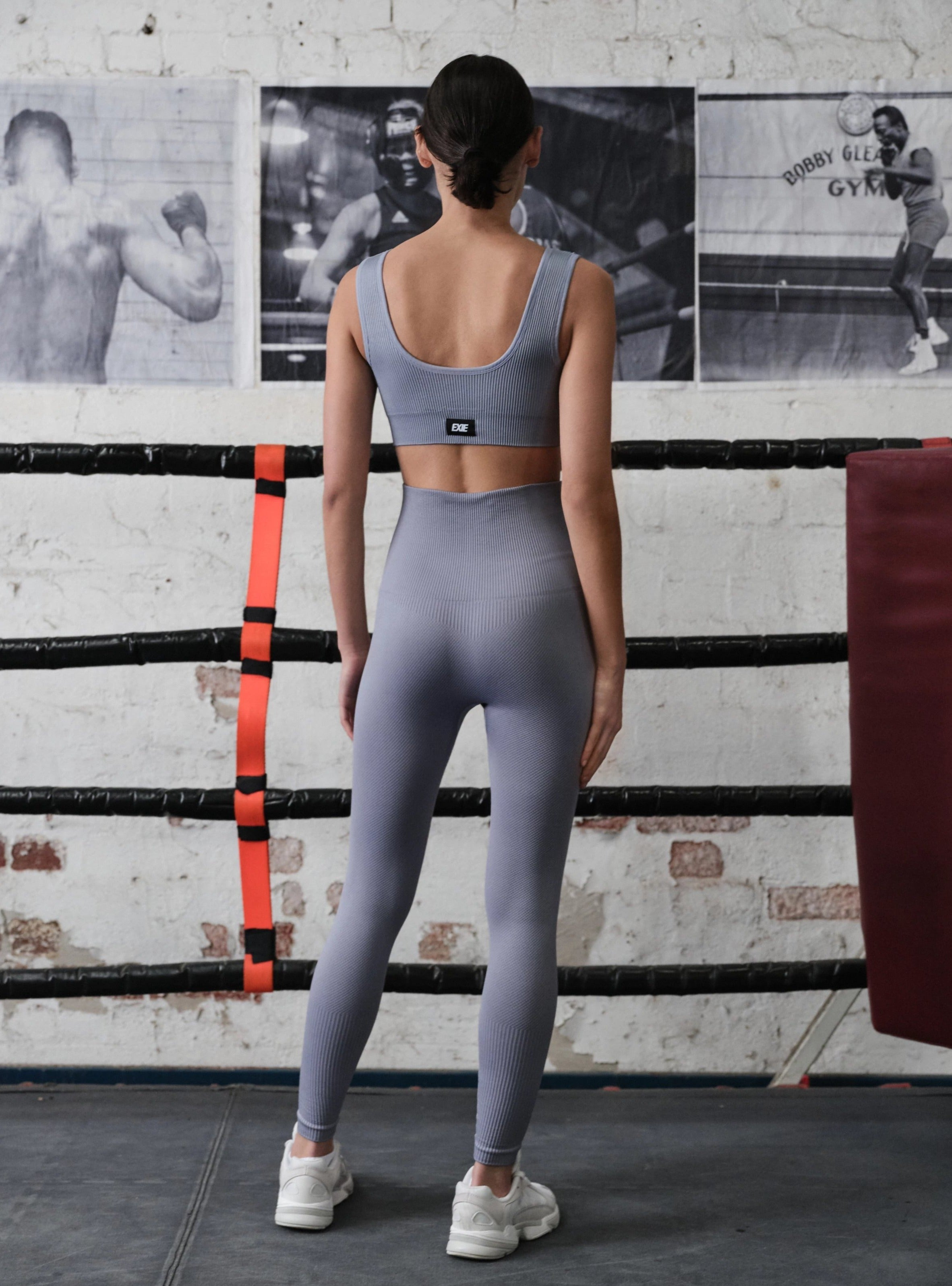 APEX LEGGING - CONCRETE