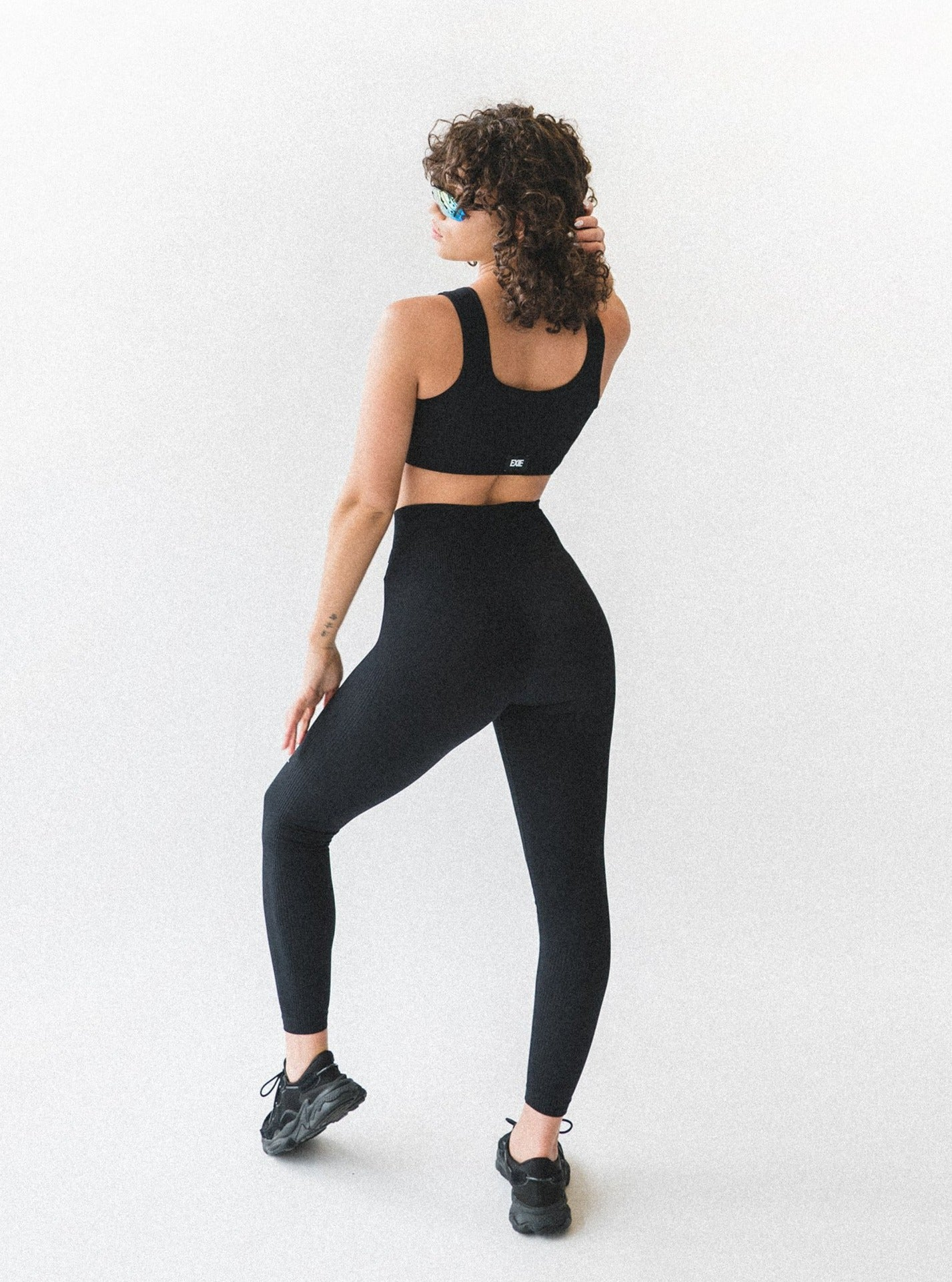 APEX 2.0 LEGGING - BLACK