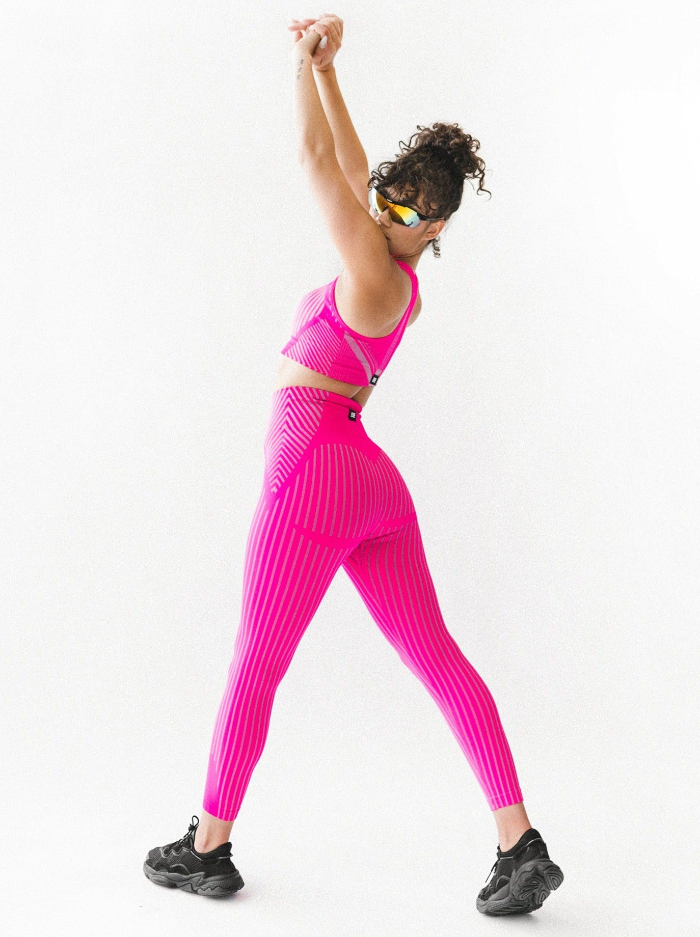 PACE TOP - NEON PINK