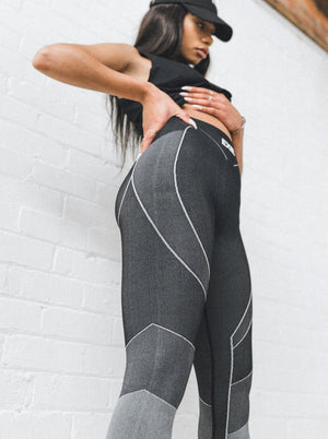 VIPER 2.0 LEGGING - BLACK