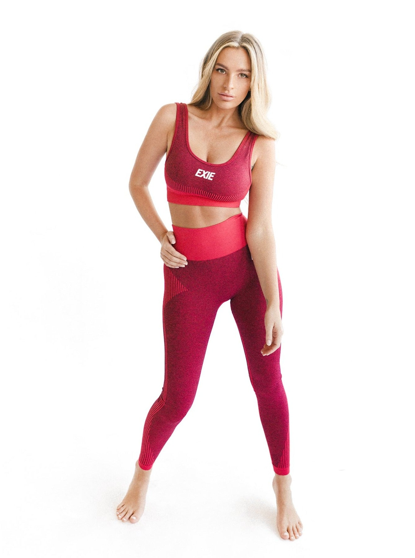 RUNNER TOP - RED