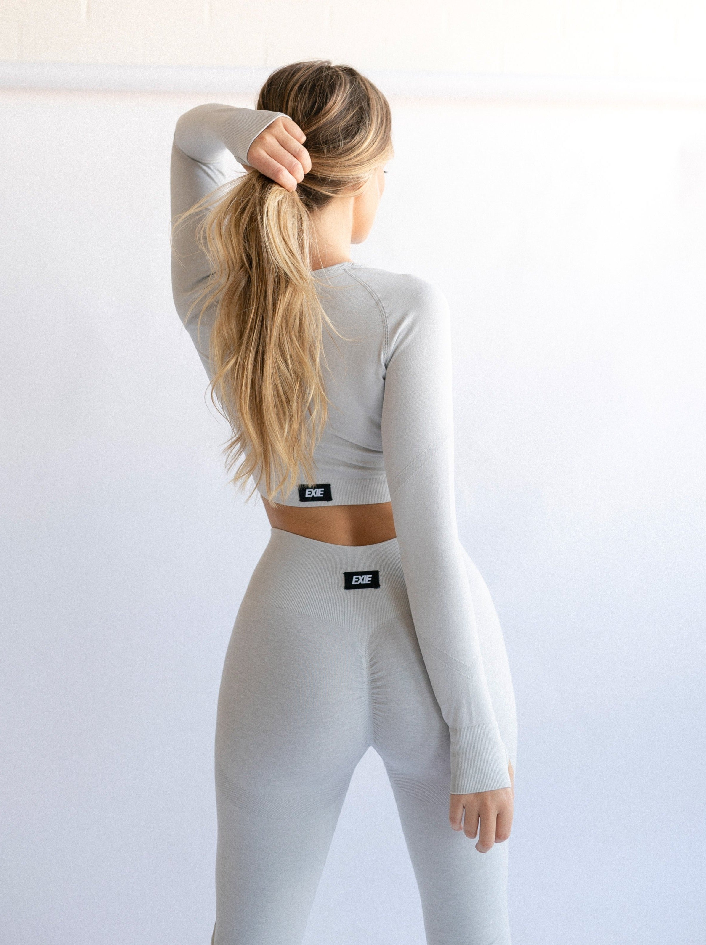 ELEMENT LEGGING - MATTE WHITE