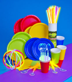 1 WeGlow Party 8 Person Party Kit