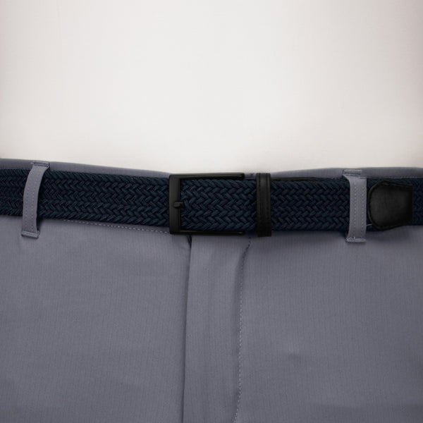 Solid Anthracite Elastic Belt