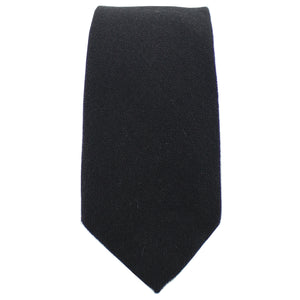 Burlap Black Tie from DIBI