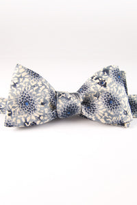 Royal Chrysanthemum Self Tie Bow Tie