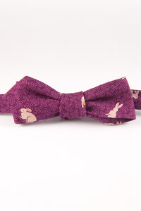 Honey Bunny Fandango Self Tie Bow Tie