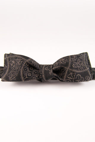 Not a Paisly Self Tie Bow Tie