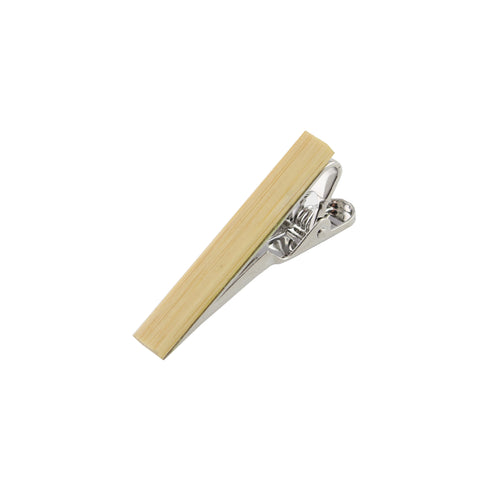 Bamboo Wooden Tie Bar from DIBI